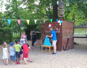 Buechsenwerfen Sommerfest 1